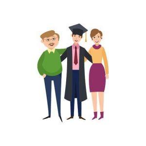 familiares y la estancia por estudios en nova extranjería