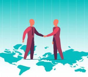 interpretación relaciones comerciales en nova extranjería